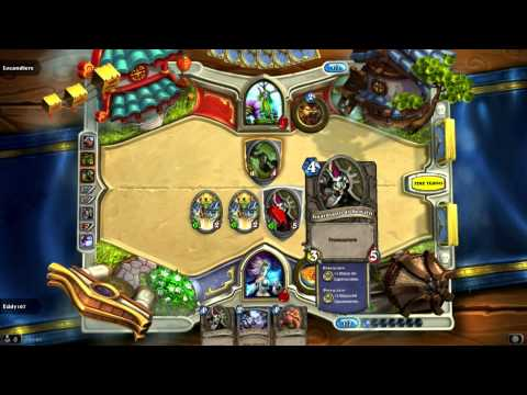 HearthStone Gameplay Ita PC Parte 1 - Introduzione -