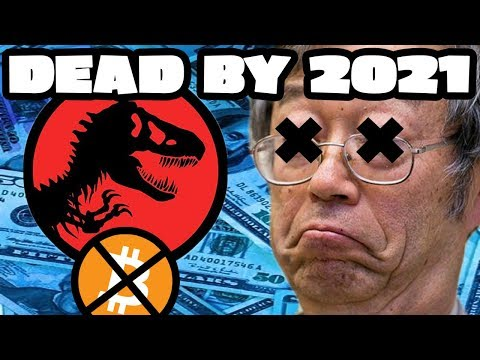 Bitcoin Dead by 2021 - MUST WATCH!!!