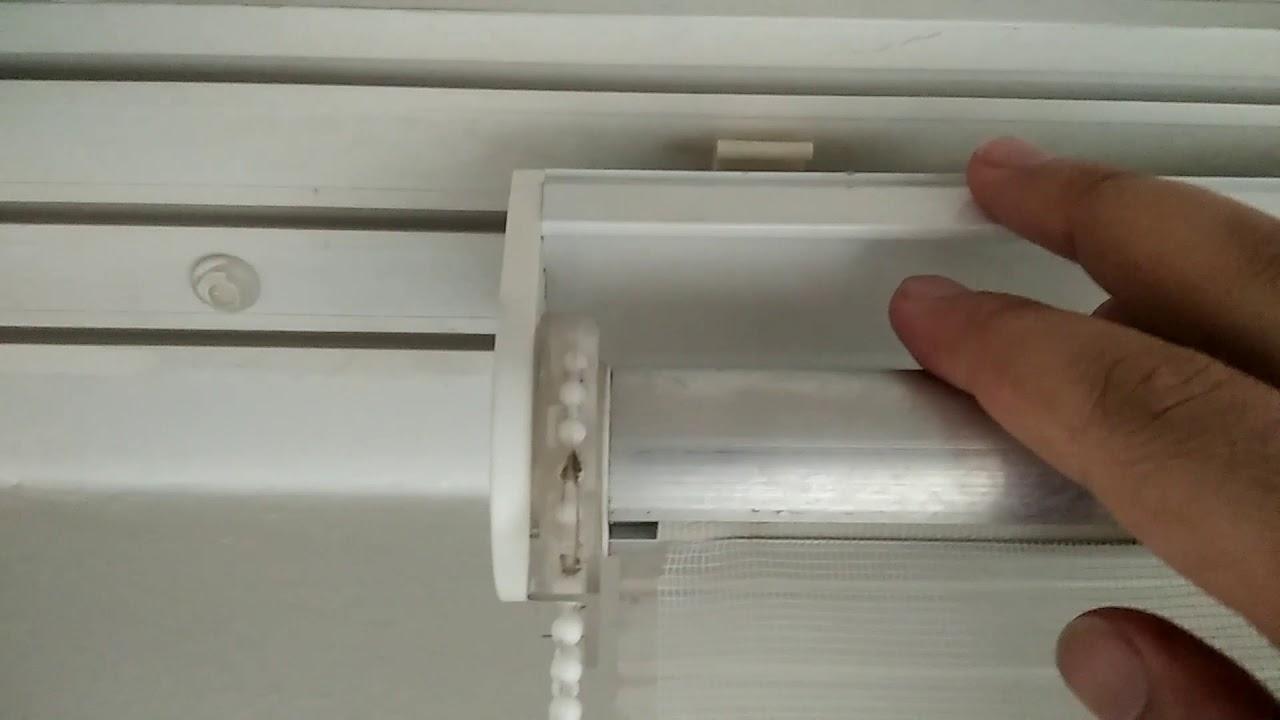 Fon perde aparatı  (renso ) montajı