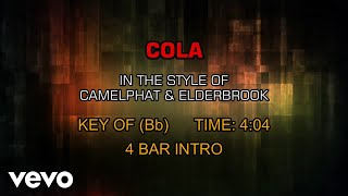 CamelPhat & Elderbrook - Cola (Karaoke)