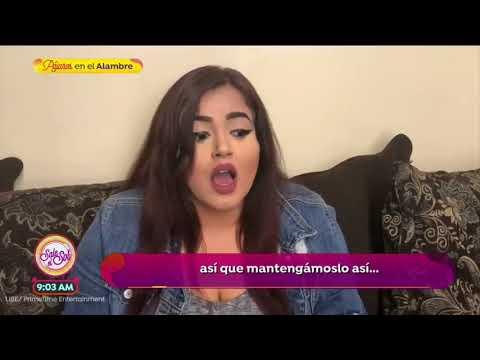 ¡Fuertes declaraciones de Abigail Rivera, hija de Lupillo! | Sale el Sol