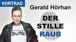 Investment Punk Gerald Hörhan   Der stille Raub   Karlsruher Institut für Technologie (KIT)