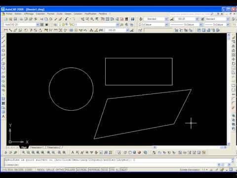 comment calculer une surface quelconque sur autocad. Black Bedroom Furniture Sets. Home Design Ideas