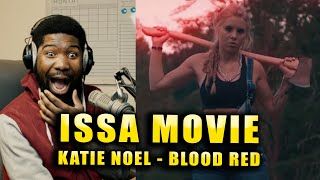 REACTION: Katie Noel - Blood Red (Official Music Video)