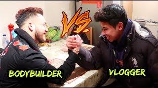 Baixar Bodybuilder Vs Vlogger (Vlog #54) | Sega Gurung