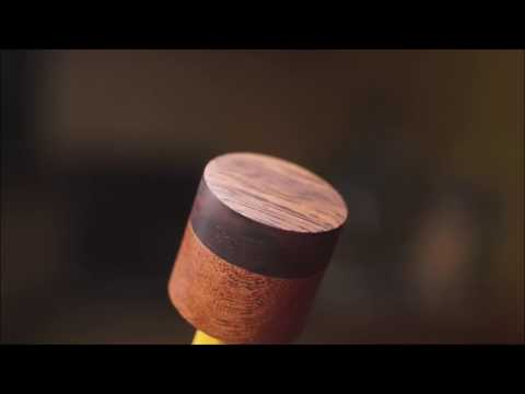 how-to-build-wood-guitar-knobs---time-lapse