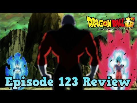 Dragon Ball Super Episode 123 Review: Full Body, Spirit, and Power Unleashed! Goku and Vegeta!!