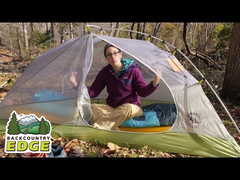 6b32cbbef44 Big Agnes Rattlesnake SL 1 mtnGLO Tent - YouTube