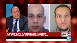 Bernard Squarcini sur l'attentat contre Charlie Hebdo :