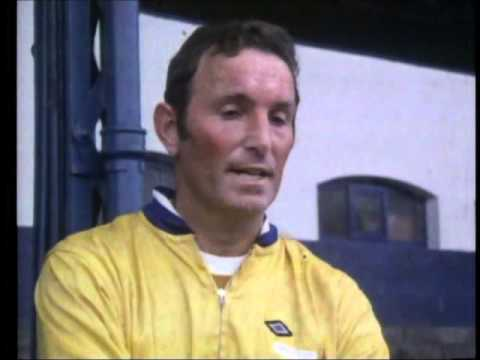 Dave Sexton on The Big Match (1971)