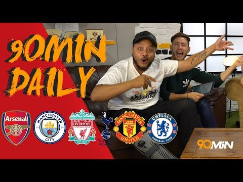 Arsenal exodus? Sanchez and Ox to Liverpool and Man City! | Wenger out banners back!? | 90min Daily