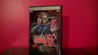 Gundam F91 special edition DVD review