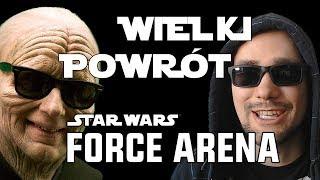 STAR WARS FORCE ARENA... znaczy Harry Potter i Arena Półkrwi - WIELKI POWRÓT!