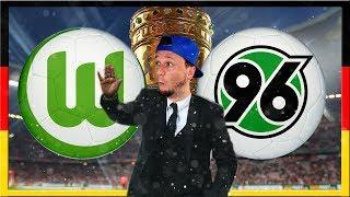 [🔴 Live] DFB POKAL VFL Wolfsburg vs Hannover 96 1:0 | 18:30 Uhr