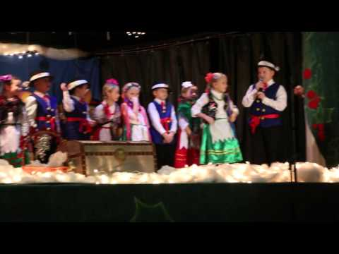 Polish Christmas Show in Clark 2015 - Kids did a great job!!!