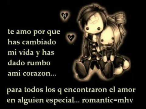 Musica Para Dedicar A Tu Enamorada Mi Amor Platonico L F C Youtube