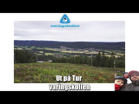 Ut på tur : Varingskollen Norsk Vlog