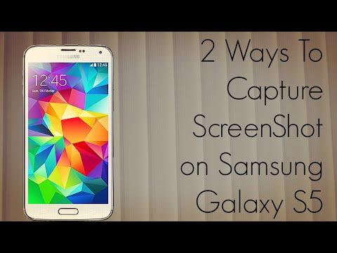 Screenshot smartphone samsung galaxy s5 cdiscount