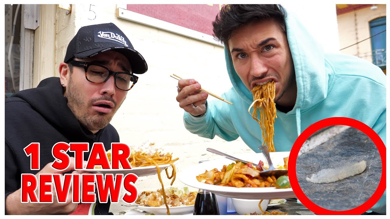 Download Eating At The WORST Reviewed Restaurant In San Francisco (1 Star)