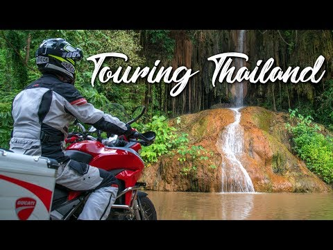 Touring Thailand / Ducati Multistrada 950 / MotoGeo Adventures