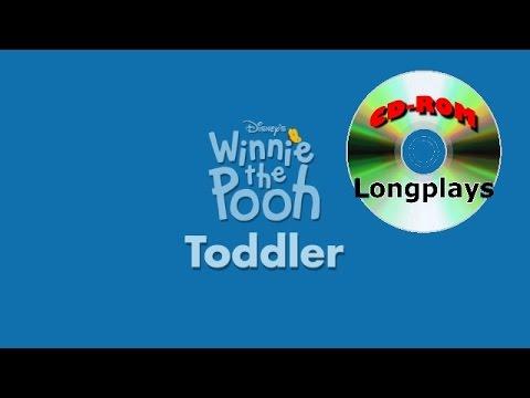 6d229cdb9bf3 Winnie the Pooh Toddler (CD-ROM Longplay  32) - YouTube