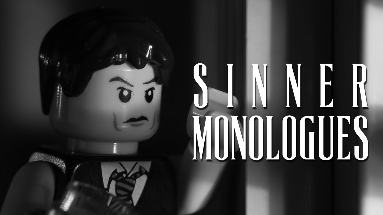 Sinner Monologues Lego Film Noir Youtube