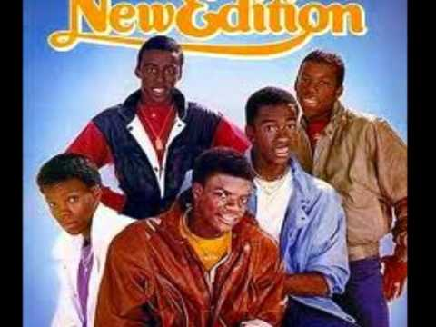 New Edition- I'm Leaving You Again (1984)