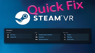 💥How To Fix Most Steam VR Problems (Tracking, Black/Grey Outs, Chaperone Issues and More)💥