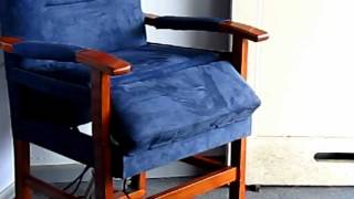Brand New Wooden Frame Power Easy Lift Chair