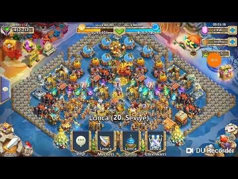 Castle Clash LS Top 5 (ᏗᏝᎥ ᏒᏋᎥᏕ) Sunar...
