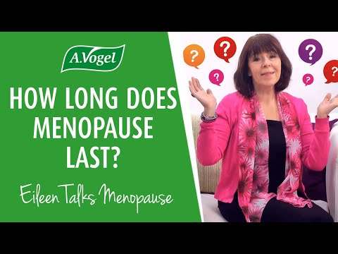 How long menopause lasts & what happens afterwards