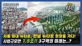 서울 최대 한남 뉴타운의 미래는 어떻게 될까 부동산 T…