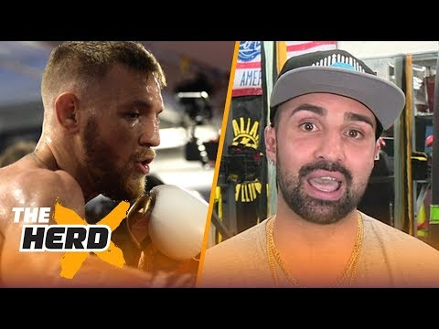 Thumbnail: Paulie Malignaggi talks Conor McGregor: their sparring sessions and if they'll ever fight | THE HERD