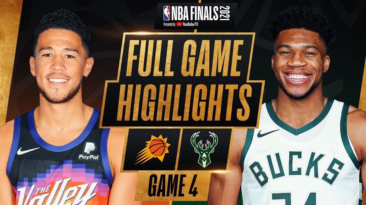 Suns vs. Bucks - Game Recap - July 14, 2021 - ESPN