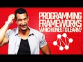 Programming Frameworks: Which Ones To Le