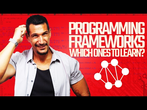 Programming Frameworks: Which Ones To Learn?