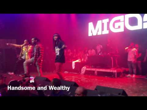 MIGOS LIVE IN DALLAS