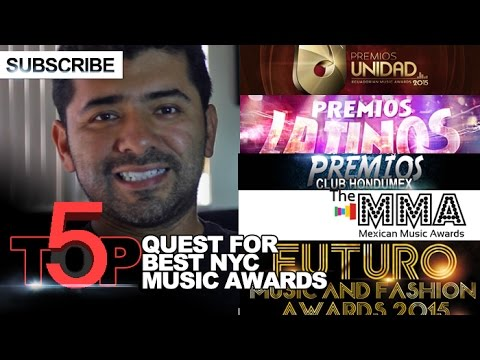 TOP 5: Quest for the Best NYC Music Awards