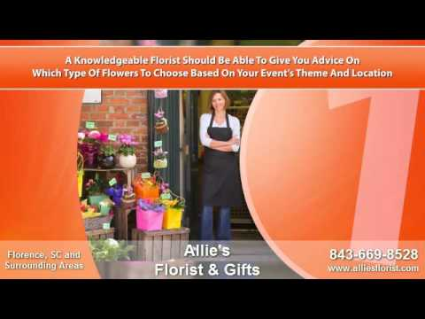 Allies Florist Gifts - Florist in Florence, SC