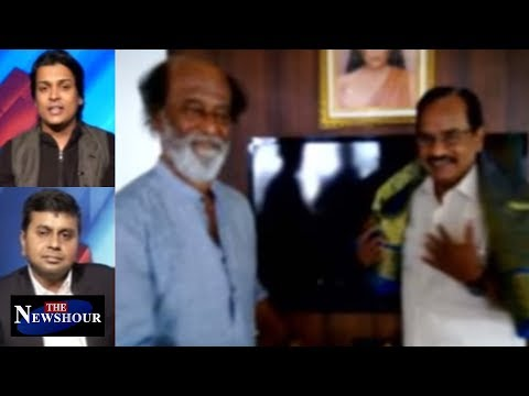 Rajinikanth's Political Entry - Is India Ready? | The Newshour Debate (7th August)