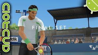 Smash Court Tennis 3 | NVIDIA SHIELD Android TV | PPSSPP Emulator [1080p] | Sony PSP