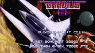 10 Minutes of Video Game Music - Underground from Gradius III