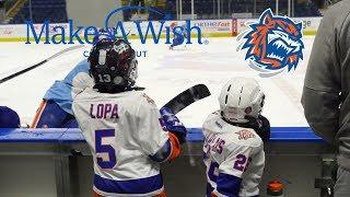 Webster Bank Arena - Make A Wish