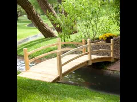 Attirant DIY Decorating Ideas For Small Garden Bridge