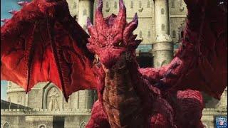 今回は、壊城に舞う紅き邪竜ことエリュトロンドラゴンに行ってきました...
