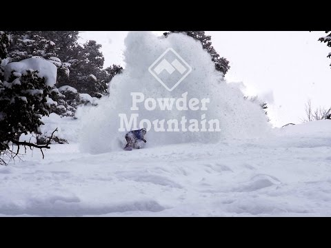 Powder Mountain is NEXT LEVEL!!!