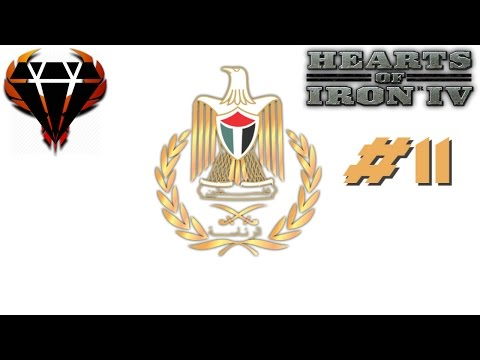 Hearts of Iron 4 - Modern Day Mod 2017 - Hamas Palestine - It must have happened! War with NATO! #11