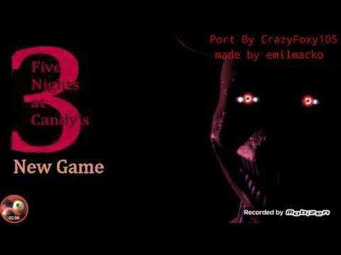 FNaC 3 android port Download