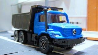 [マジョレット]メルセデス・ベンツ ゼトロス / majorette Mercedes-Benz Zetros