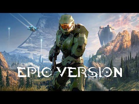 Halo Theme   EPIC VERSION (Halo Infinite Tribute)